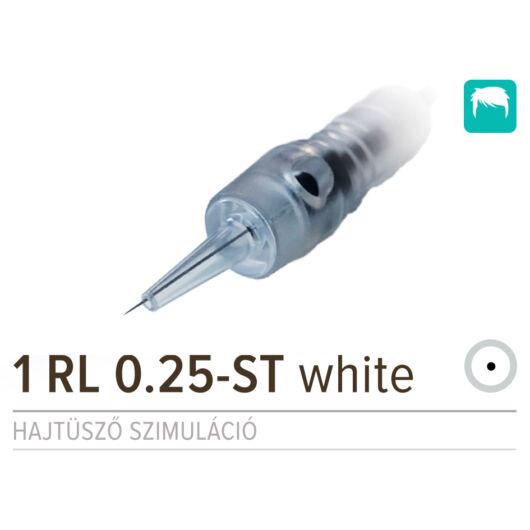 NPM 1 R- 0.25-ST White