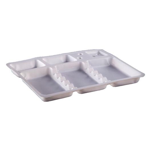 Single-use Plastic Tray (20pcs)