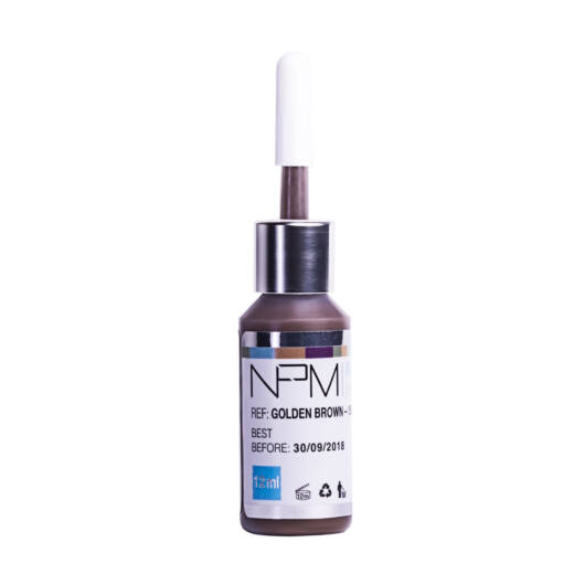 NPM Golden Brown (12ml)
