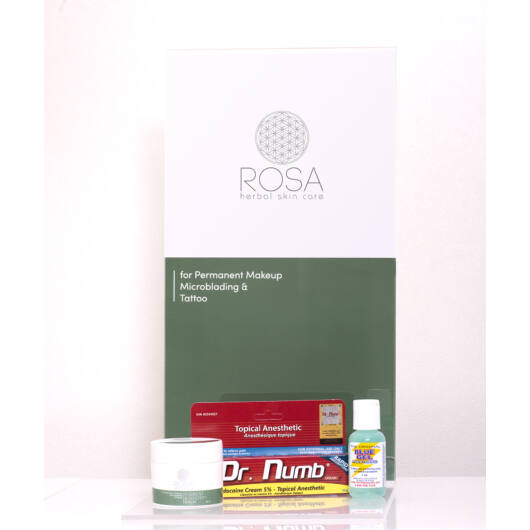 Anesthetic bundle with a gift Pigment Booster Balm