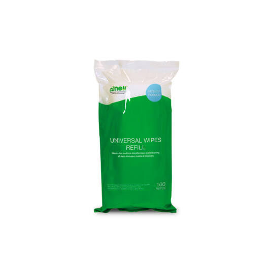 Universal Spray 500 + Clinell Wipes