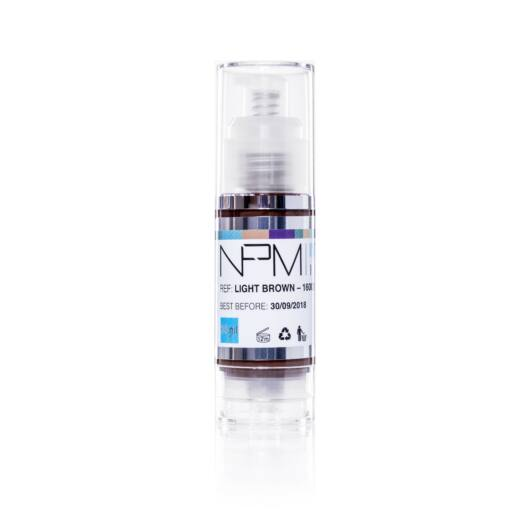 NPM Light Brown (30ml)